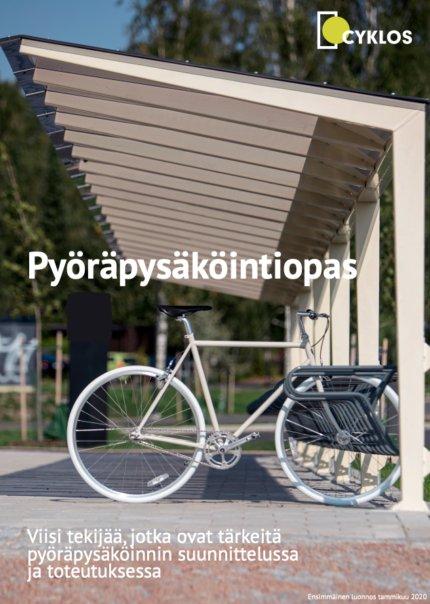 Pyöräpysäköintiopas cyklokselta
