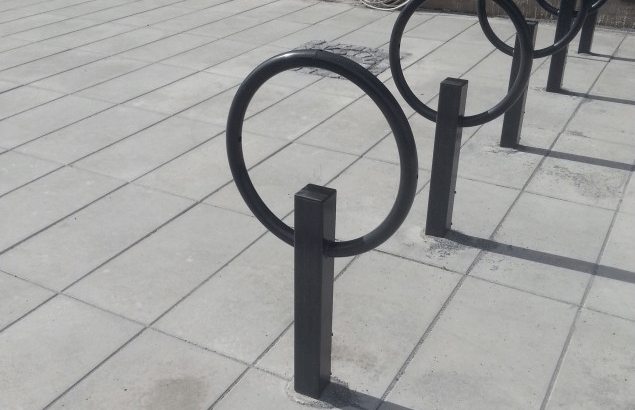 Cykelpollare OMEGA