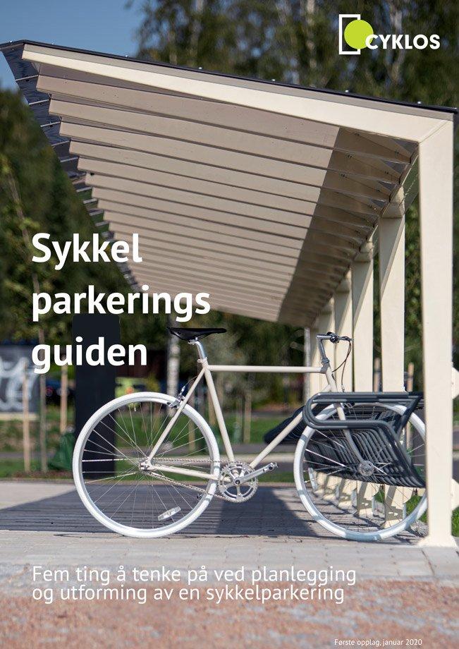 De fem viktigste tingene å tenke på ved planlegging av sykkelparkering