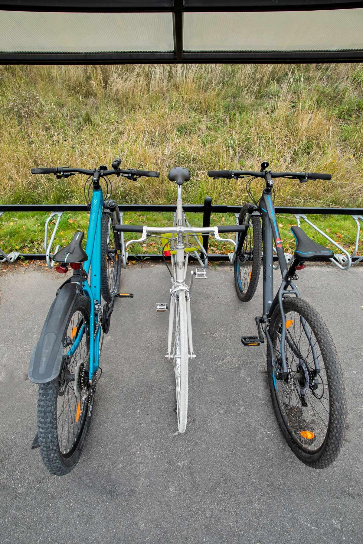 Cykelställ DELTA från Cyklos