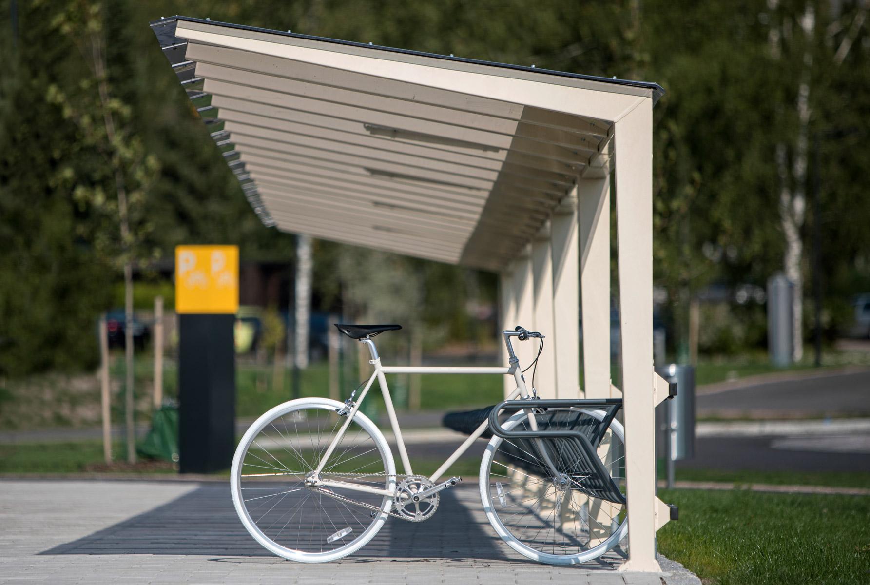 Cykeltak i premium-kvalité